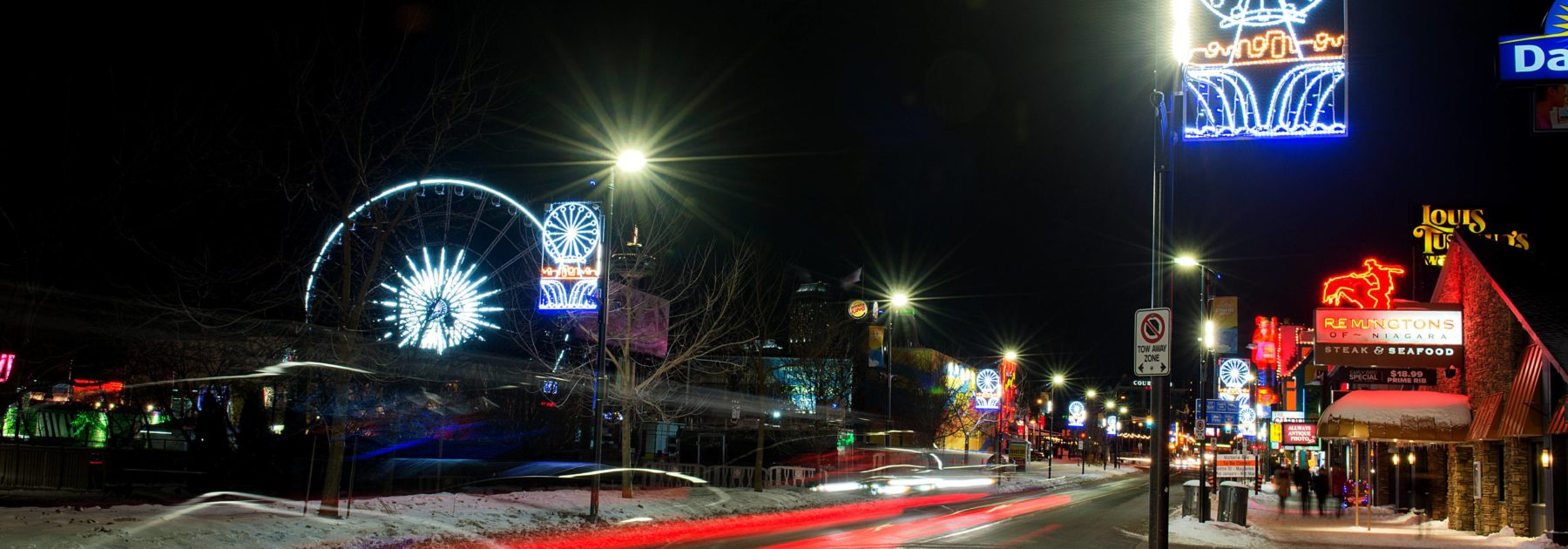 Clifton Hill Lighting Displays Winter Festival Of Lights