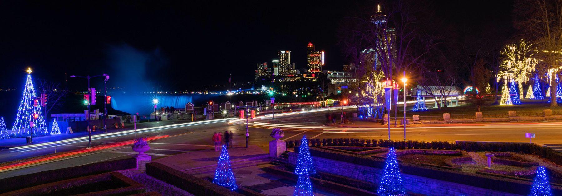 View of Niagara Parkway