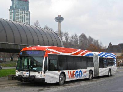 WEGO bus