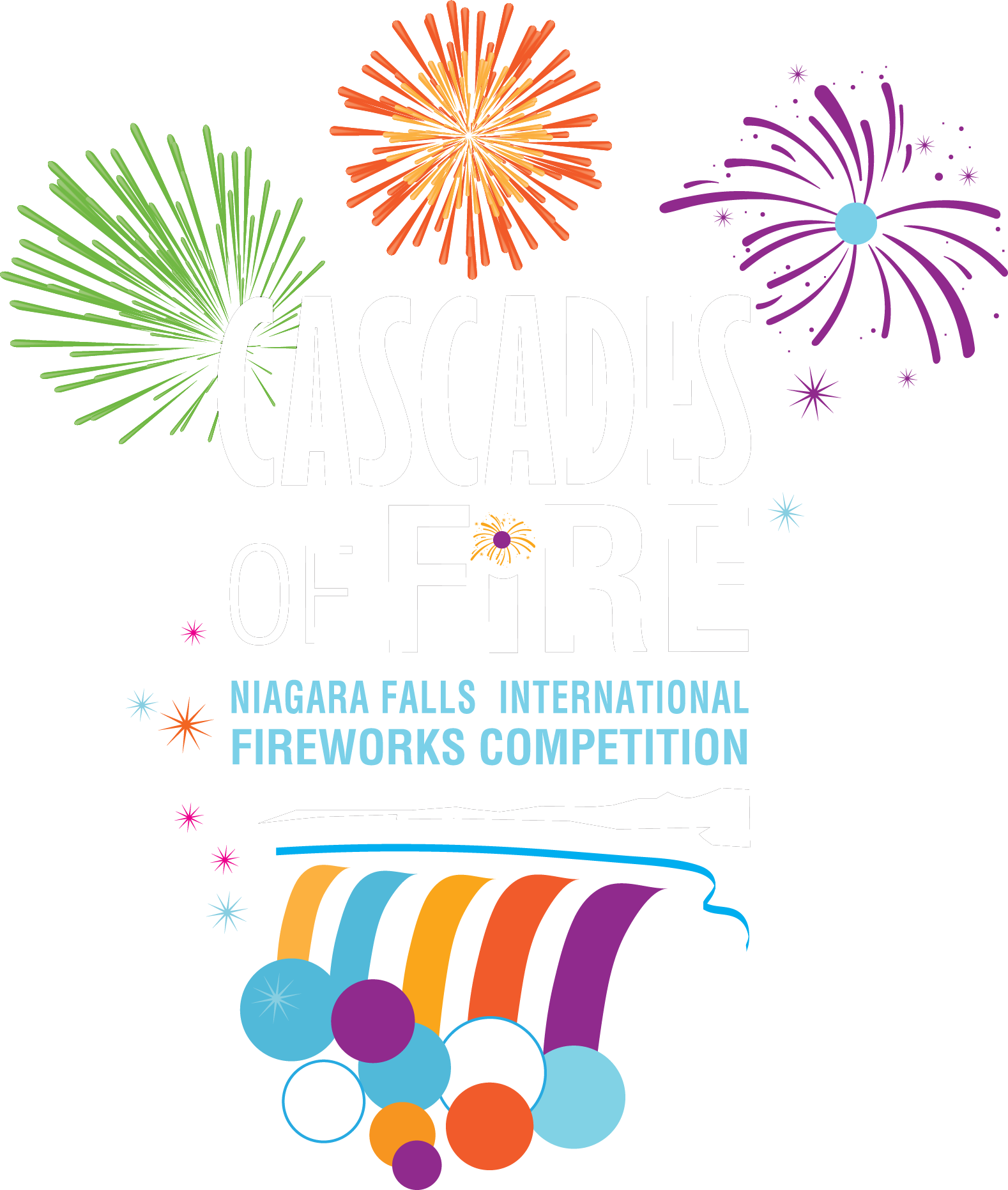 Cascades of Fire | Events | Winter Festival of Lights