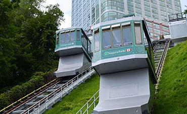 Niagara Parks Incline Railway