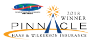 Pinnacle Winner 2018 logo