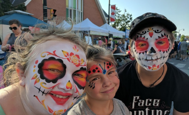 Niagara Face painting - Airbrush