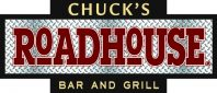 Chucks Roadhouse logo
