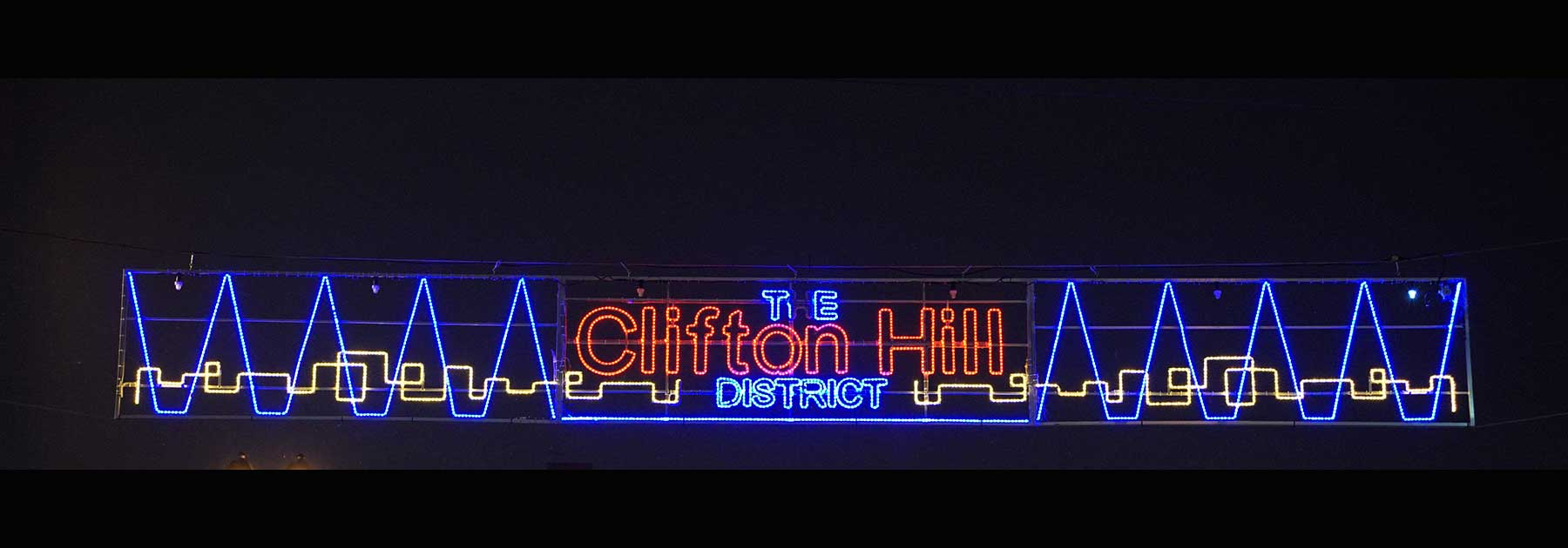 Clifton Hill Banners