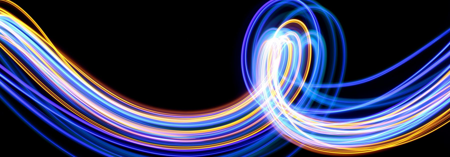 Light Art Header