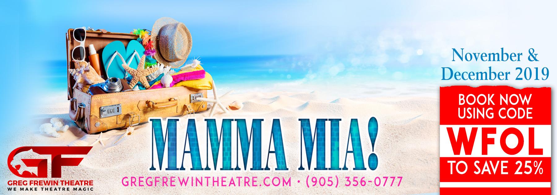 Mamma Mia Header Image